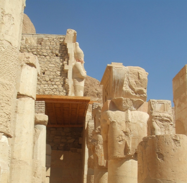 A Tomb Entrance