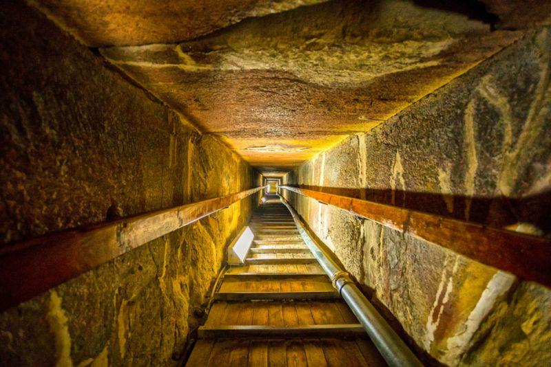 How Were the Pyramids Built?