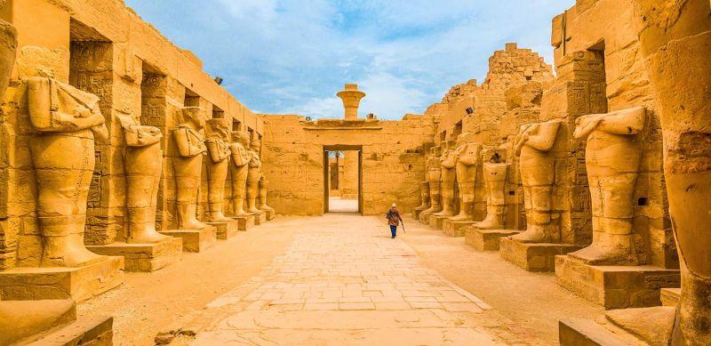 Tempio di Karnak ( storia, cosa trovare, segreti, abu simbel )