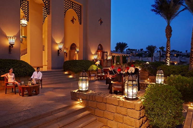 Romantic Corner at Four Seasons Resort