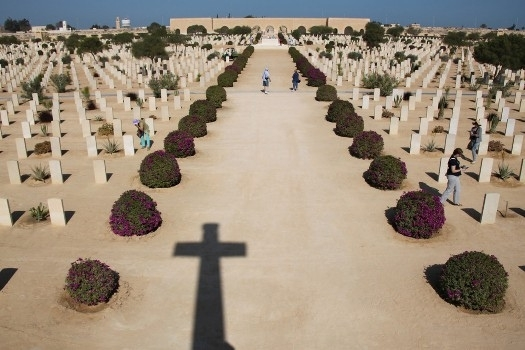 Al Alamein Cemetery, Alexandria