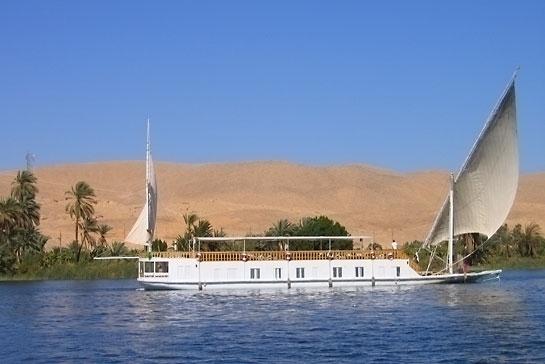 Dahabeya Nile Cruise Experience