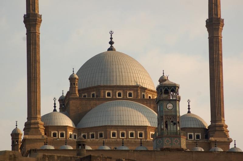 Mohammad Ali Mosque in Cairo