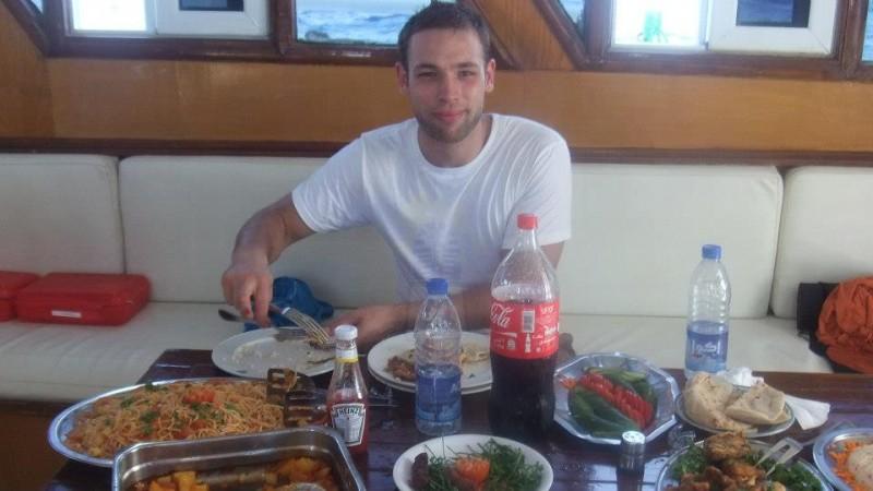 Pêche à Hurghada