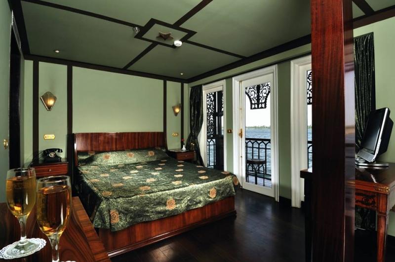 SS Misr Luxury Cabin