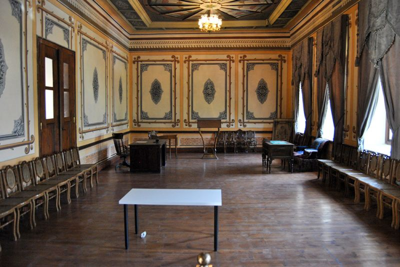 Ataturk Congress and Ethnography Museum of Turkey