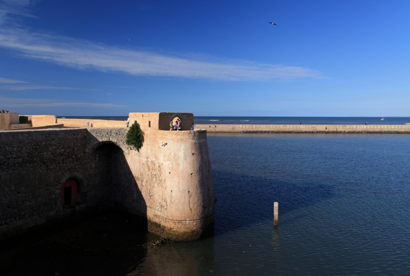 The Citadel of El Jadida