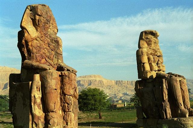 Colossi Memnon