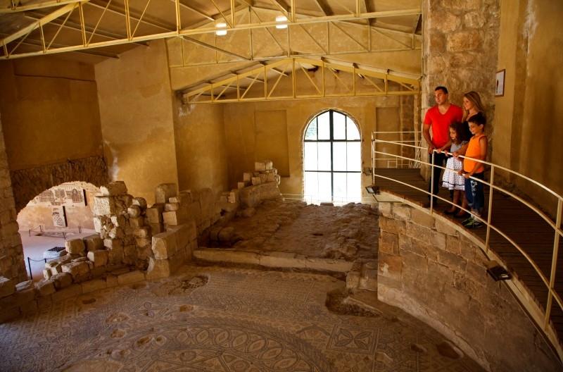 Madaba City Of Mosaics In Jordan The Holy Land Madaba
