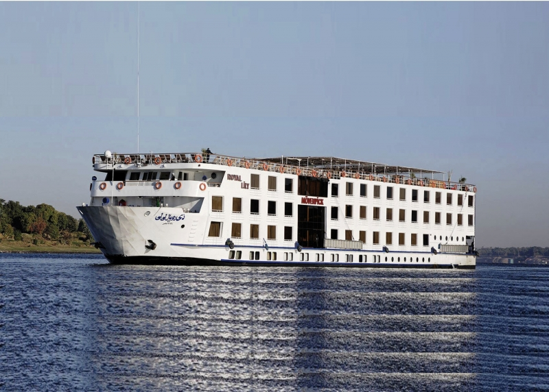 Crucero Nilo Movenpick Royal Lily