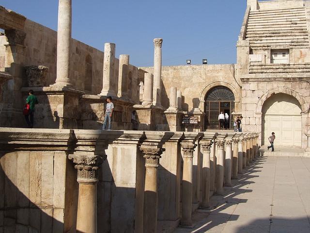 La ciudadela de Amán