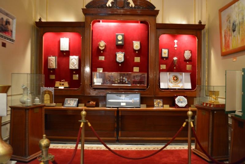 Inside Abdeen Palace Museum