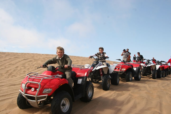 Hurghada Desert Safari by Quad Bike, Hurghada