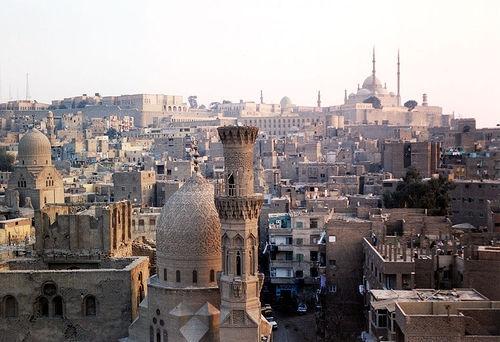 AL Fustat Historical City