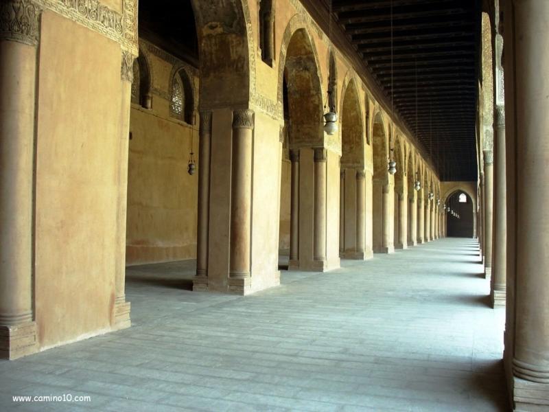 La Mezquita de Ibn Tulun