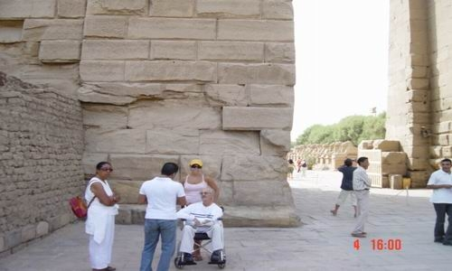 Karnak Temple, Accessible Tour