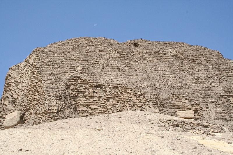Pyramid of lahun