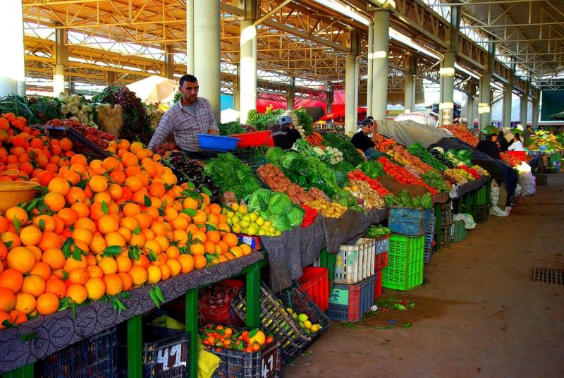 The Souks in Agadir