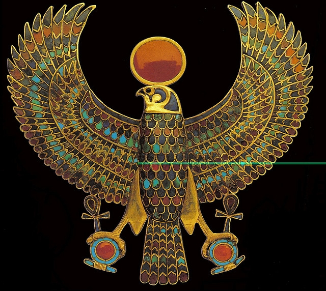 Tutankhamun's Ornament