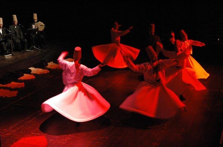 Show folclórico - Istambul