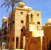 The Monastery of  Baramus
