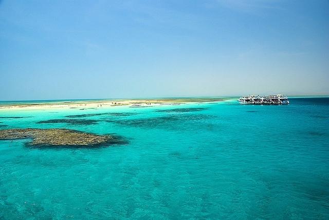 Snorkeling em Ras Mohamed