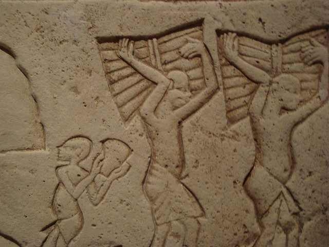 Reliefs of Workers from Amarna City