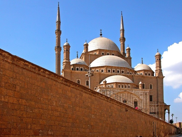 The Alabaster Mosque of Mohamed Ali