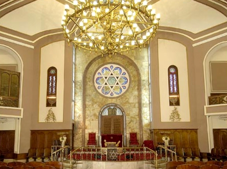 Neve Shalom Synagogue Istanbul  Neve Shalom Synagogue
