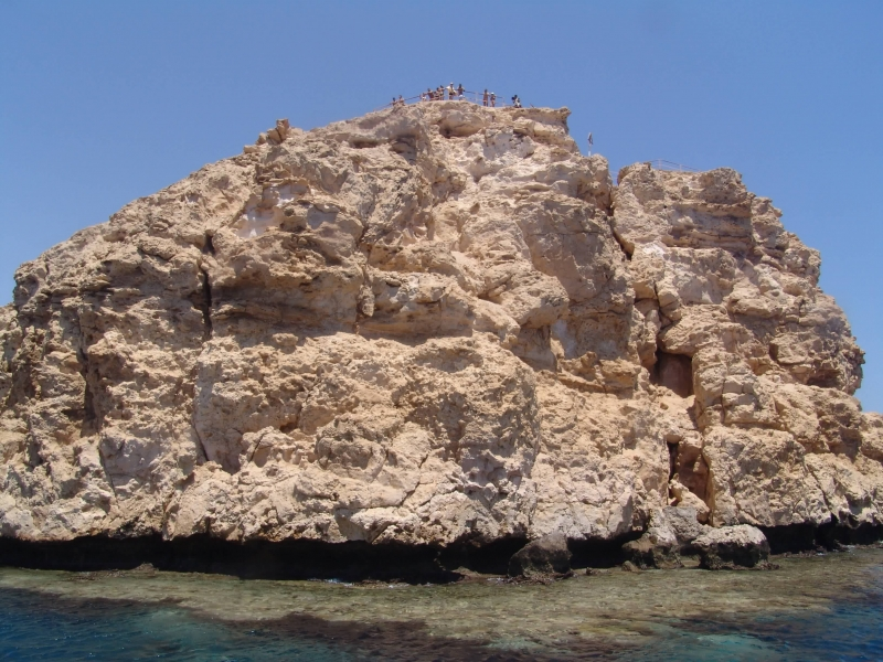 The National Park of Ras Mohamed