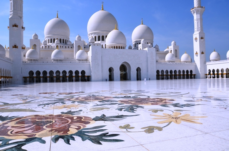 Abu Dhabi City Sightseeing Tour from the Port