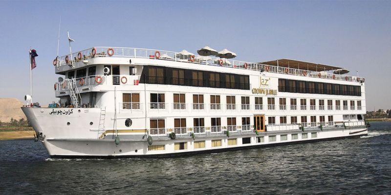Croisière Sur Le Nil Jaz Jubilee