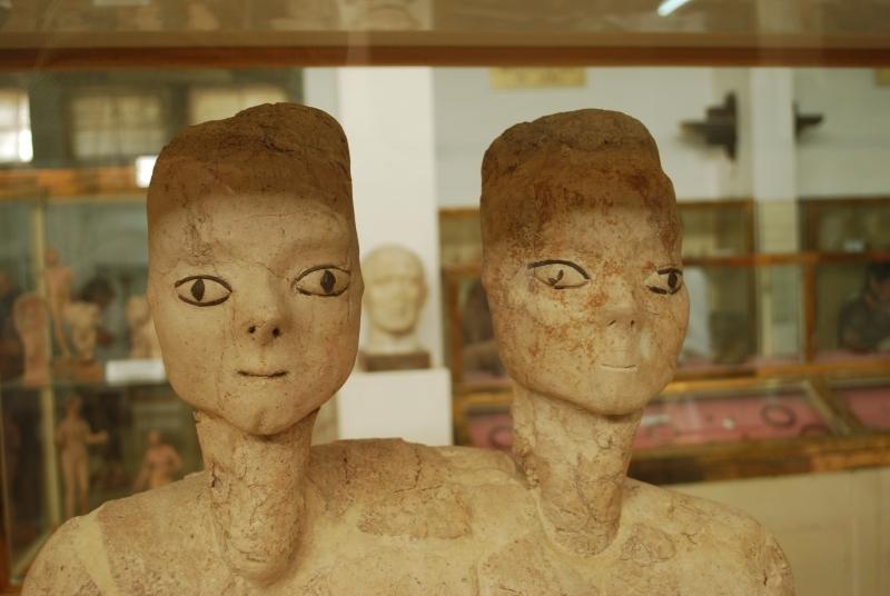 Il Museo Archeologico di Amman