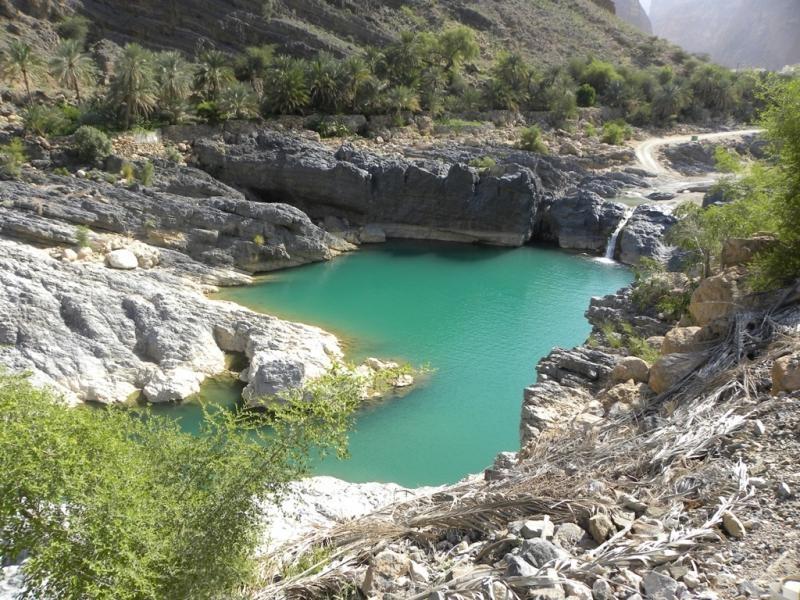 Wadi Al Arbaeen Tour
