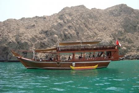 Croisière en Dhow à Khasab