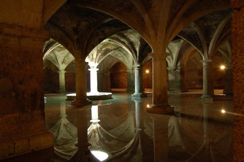La Cisterna Portoghese, El Jadida