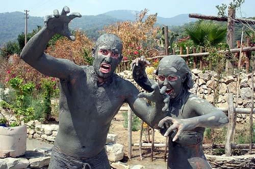 Dalyan Mud Bath, Turkey