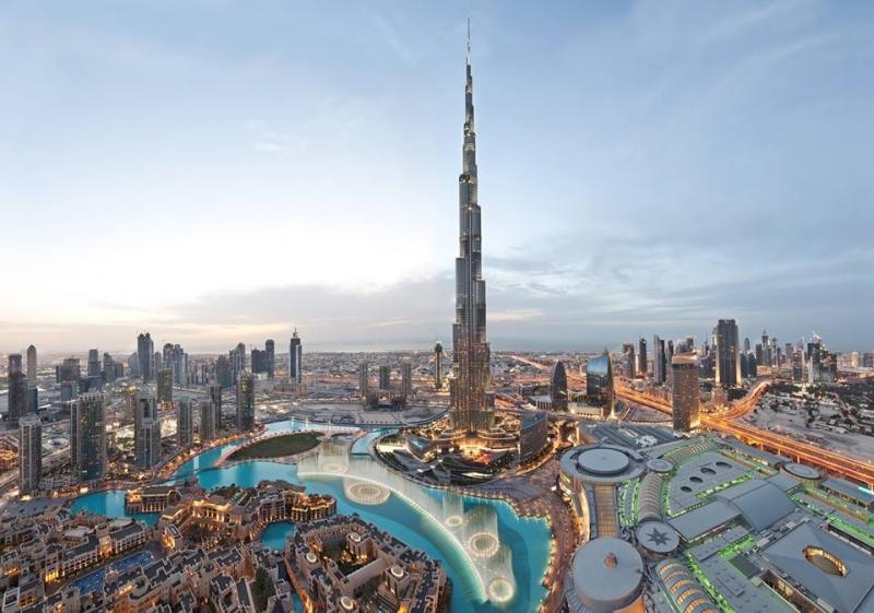 Burj Khalifa, Grattacielo Più Alto del Mondo