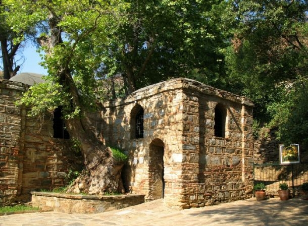 Virgin Mary House at Ephesus