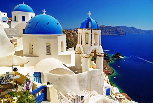 4 Days Athens And Greek Islands Package