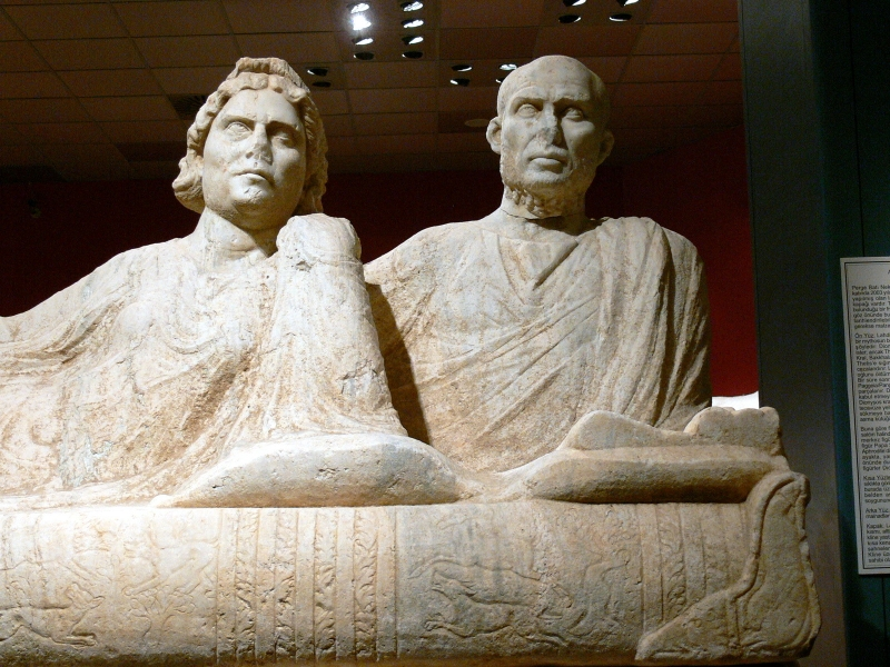 Archaeological Museum of Antalya
