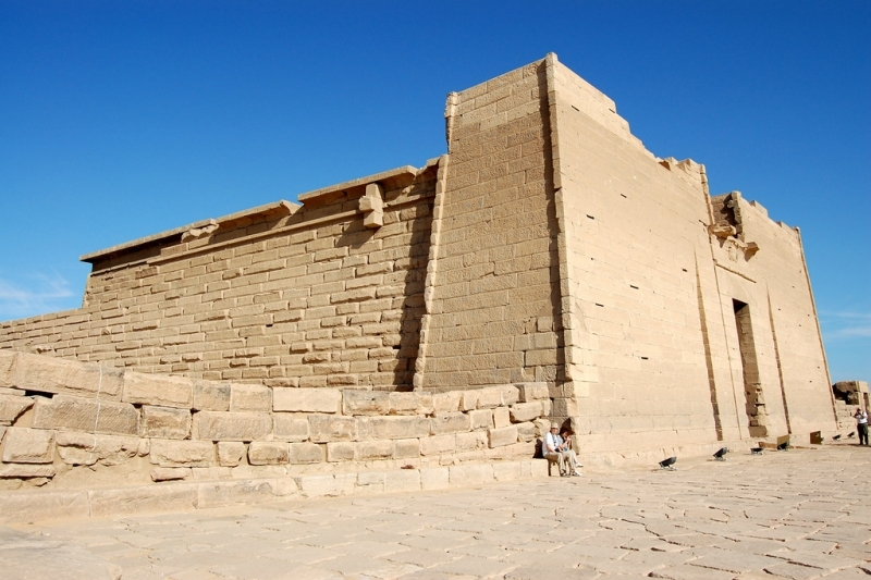 O Templo de Kalabsha