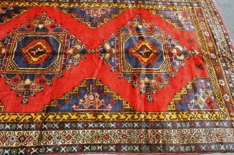 Carpet Weaving Industry in Turgut Village