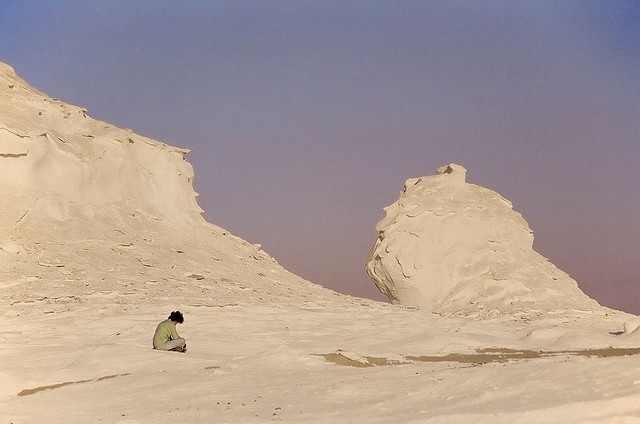 The Western Desert in the Eastern Desert