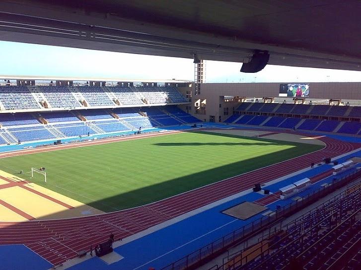 El estadio de Marrakech