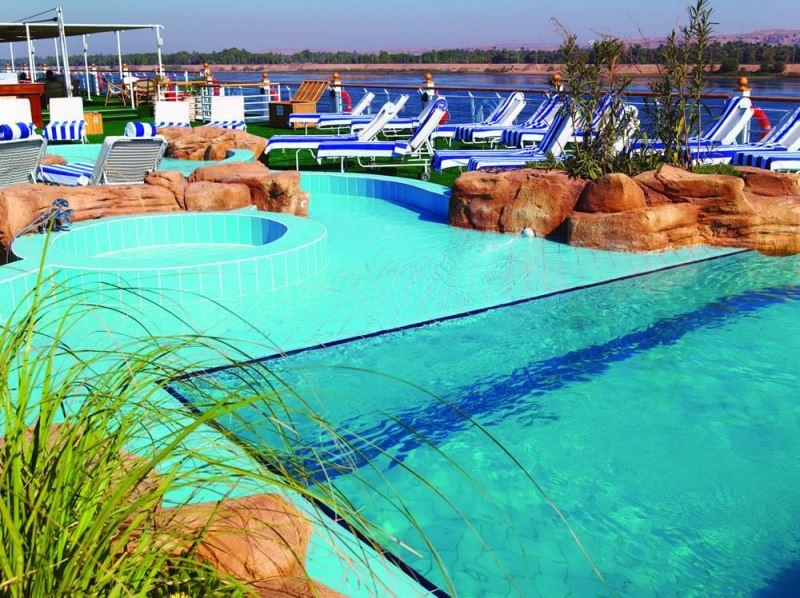 Ms Royal Lotus Nile Cruise Luxor Aswan Cruise