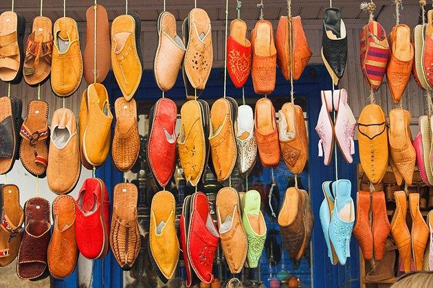 A Feira (Mercado) em Casablanca