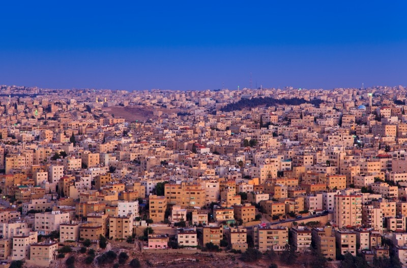 Amman Old City