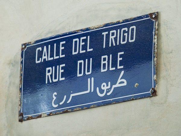 Sobre o Idioma em Marrocos