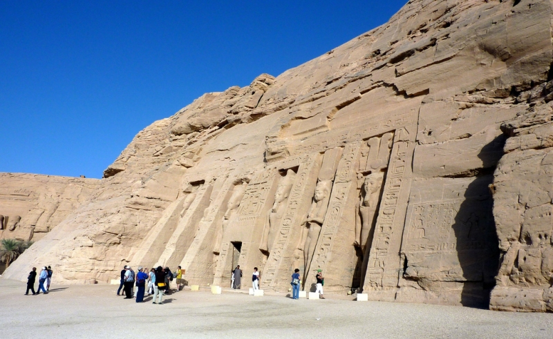 The Temple of Queen Nefertari